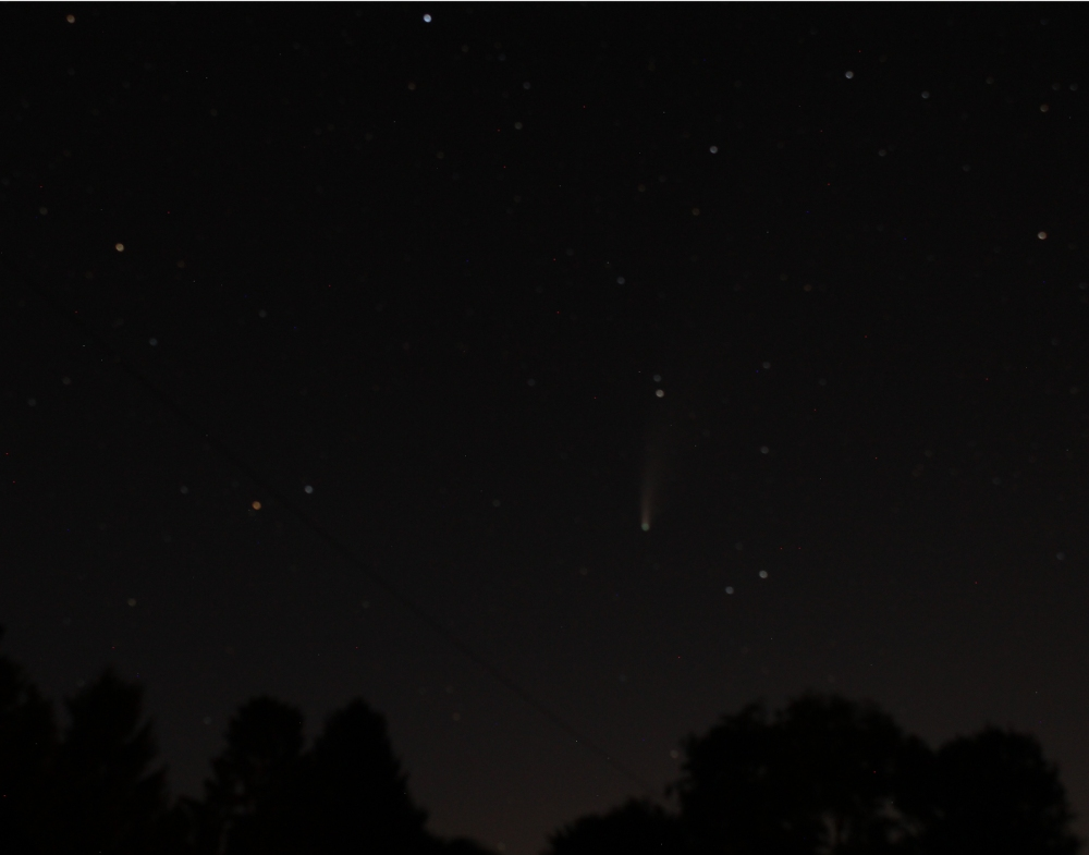 starlit sky at royal oak farm